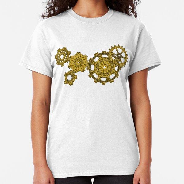 Woven Clockwork Classic T-Shirt