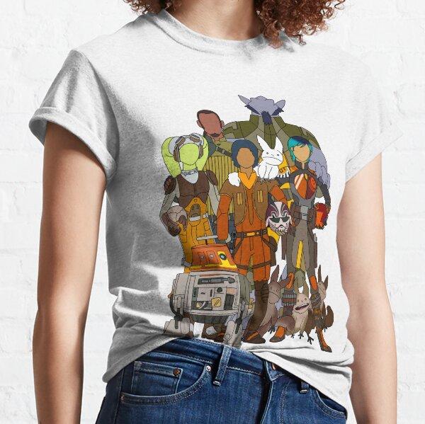 Ghost Crew Classic T-Shirt