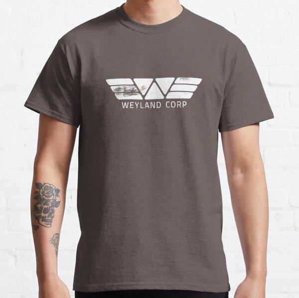 Alien Prometheus Weyland Yutani Logo Classic Sci Fi Horror Film Building Worlds Unofficial Cotton Tote Bag Shopper