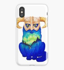 Dovahkitteh iPhone Case