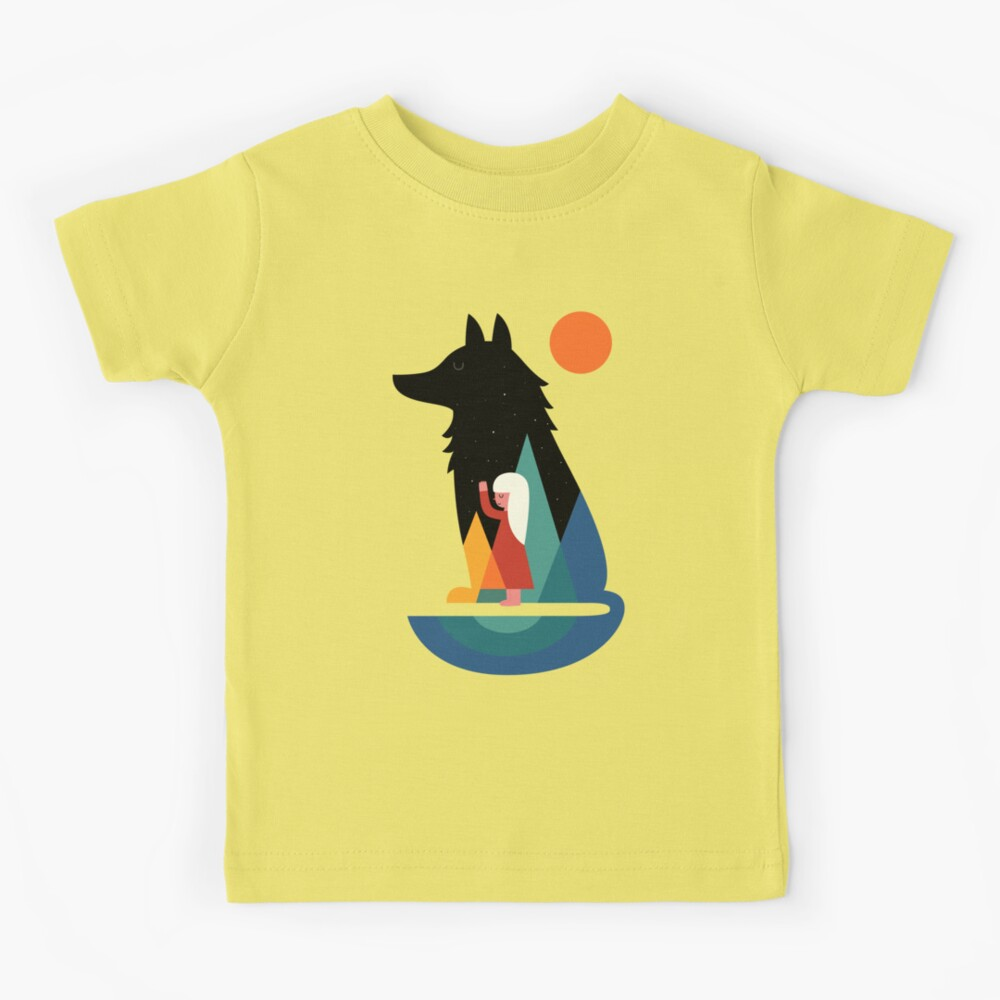 Best Friend Kids T-Shirt