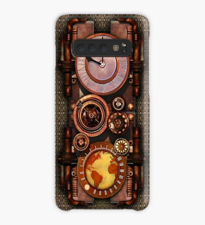 Infernal Vintage Steampunk Timepiece phone cases Case/Skin for Samsung Galaxy