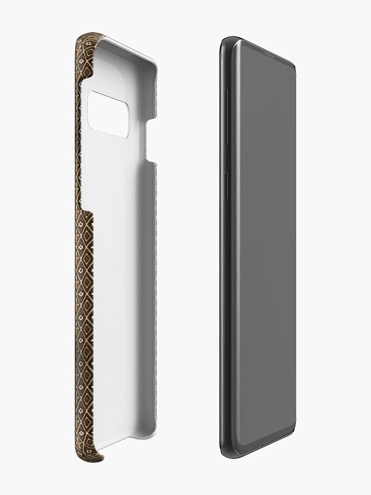 Alternate view of Infernal Vintage Steampunk Timepiece phone cases Case & Skin for Samsung Galaxy