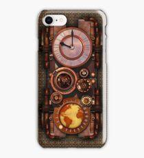 Infernal Vintage Steampunk Timepiece phone cases iPhone Case/Skin