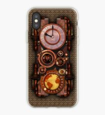 Infernal Vintage Steampunk Timepiece phone cases iPhone Case
