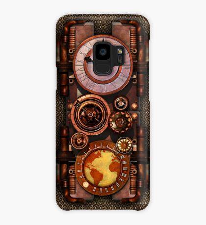 Infernal Vintage Steampunk Timepiece phone cases Case/Skin for Samsung Galaxy