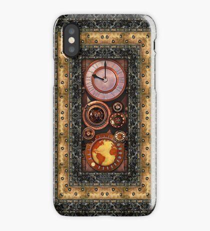 Elegant Steampunk Timepiece Steampunk phone cases iPhone Case