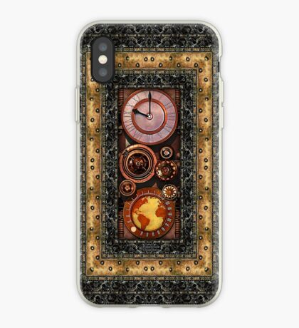 Elegant Steampunk Timepiece Steampunk phone cases iPhone Case