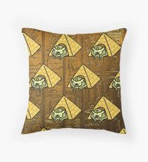 Neko Atsume - Ramses the Great Throw Pillow