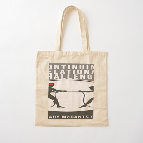 Continuing Relational Challenges Cotton Tote Bag