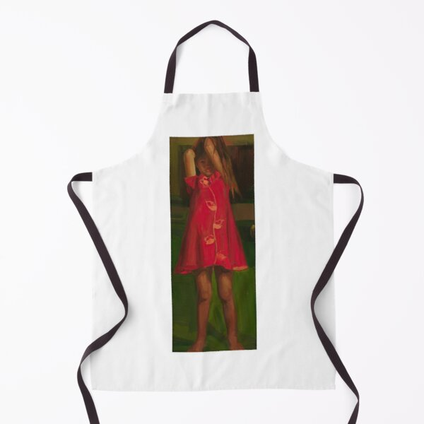 The keeper of secrets study Apron