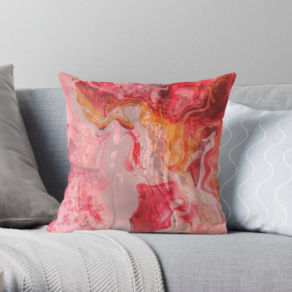 From Venus Throw Pillow