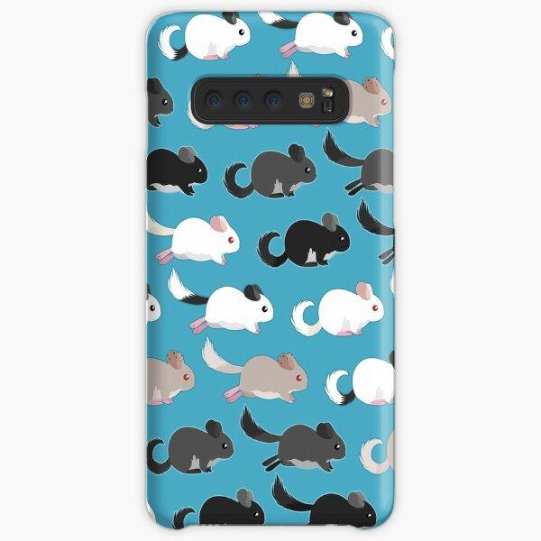 Choo choo chinchillas Samsung Galaxy Snap Case
