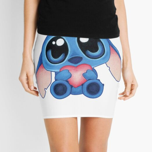 Angel from Stitch running skirt only