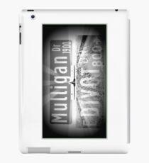 Mulligan Drive / Divot Drive iPad Case/Skin