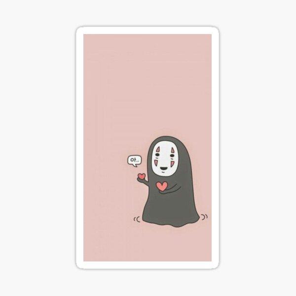 Kaonashi Chibi Kid Sticker