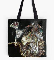 Kate Bush Tote Bag