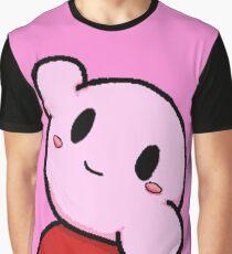 Kirby pixelated  Graphic T-Shirt