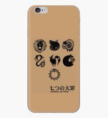 Nanatsu No Taizai Mark iPhone Case
