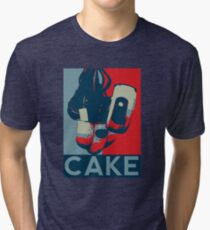 Vote for GLaDOS Tri-blend T-Shirt