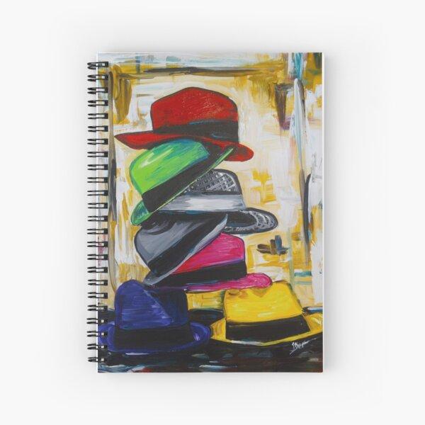I Wear Many Hats Spiral Notebook