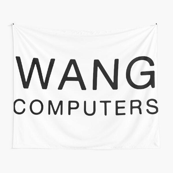 Wang Computadoras Tela decorativa