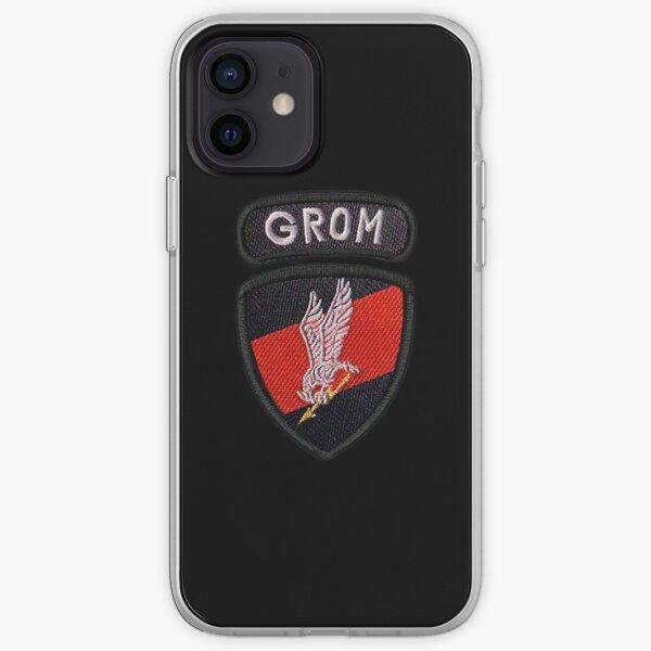 Grom Rainbow Six (Emblema 09) Funda blanda para iPhone