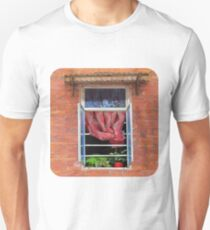 Double Happiness Window  T-Shirt