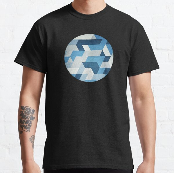 Abstract Geometry  Classic T-Shirt