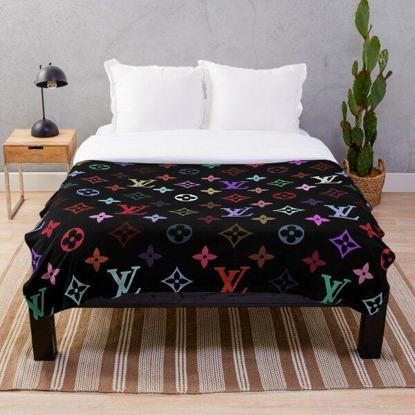 LouisV Throw Blanket