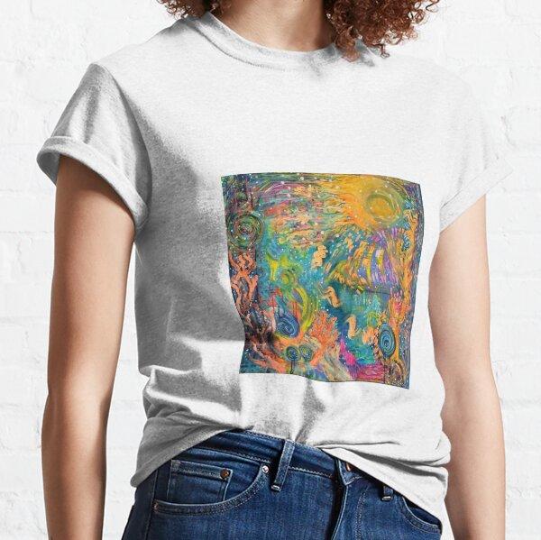 Jellyfish Garden Classic T-Shirt