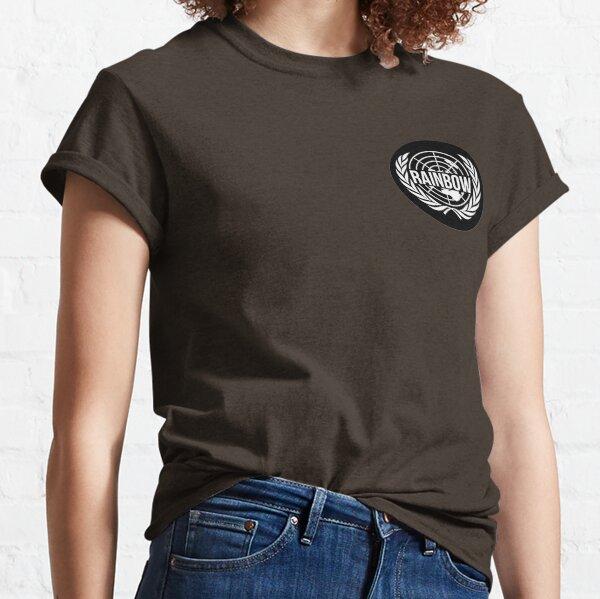 Rainbow Six Siege Stripe (Emblème 00) T-shirt classique