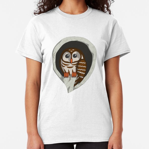 Selene the Owl Classic T-Shirt