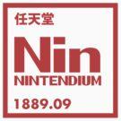 Nintendium Element by Delightype
