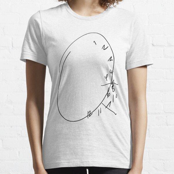 Hannibal Clock Camiseta esencial