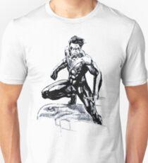 Nightwing art T-Shirt