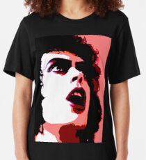 Frank N Furter Andy Warhol Slim Fit T-Shirt