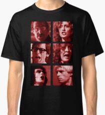 Rocky Horror Reactions  Classic T-Shirt