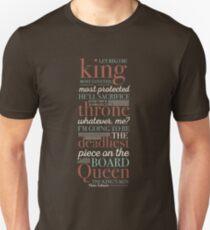 Deadliest Piece - Queen Unisex T-Shirt