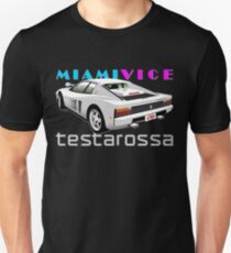 Ferrari Testarossa from Miami Vice T-Shirt