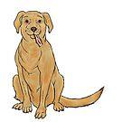 The Dog From Strays by jupejuperocket