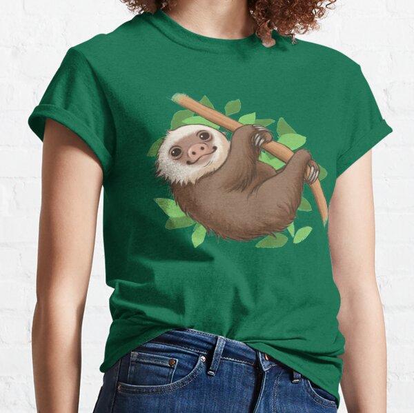 Mi espíritu animal perezoso Divertido Para Mujer camiseta cansado Sleepy aburrido Amor cama Sleep