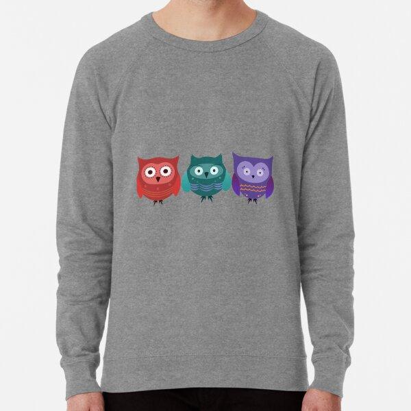 Owl Lightweight Sweatshirt