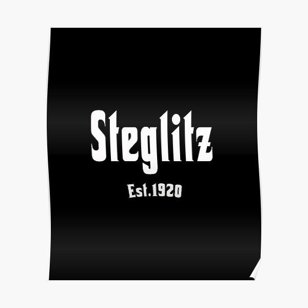 Kultiges Berlin T-shirt Steglitz Berliner Shirt Poster