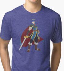 Marth - Super Smash Bros. Tri-blend T-Shirt
