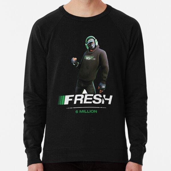 Fresh Classic Lightweight Sweatshirt