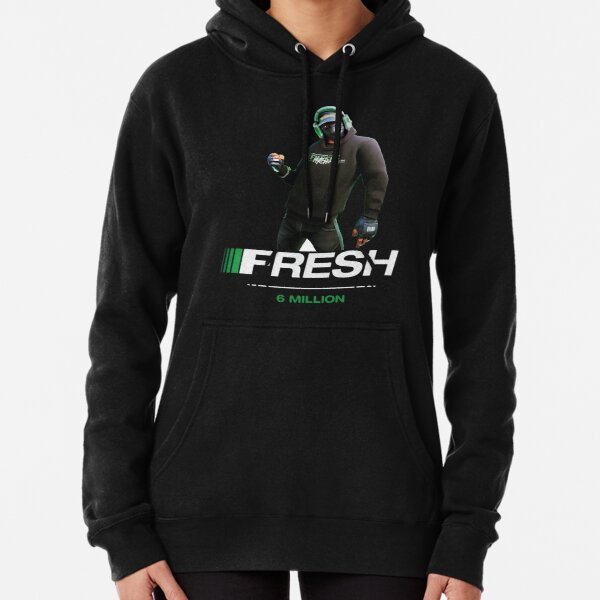 Fresh Classic Pullover Hoodie