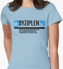 Dyziplen Women's Fitted T-Shirt