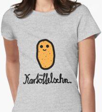 Kartöffelschn Women's Fitted T-Shirt