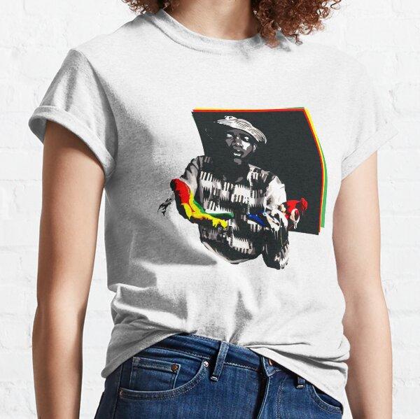MHD Afro trap rappeur français MATUIDI CHARO T-shirt classique